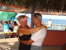 Paul & Judy dancing