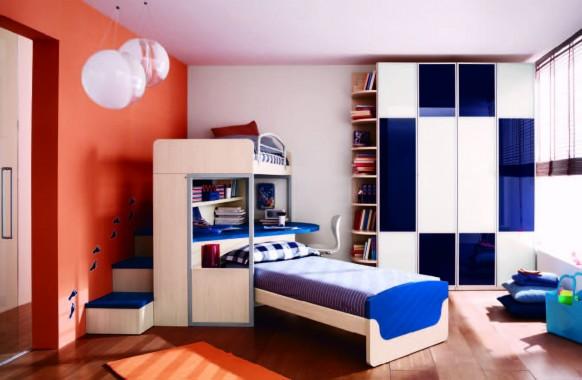 Interior sweet design dormitorios con temas modernos para for Dormitorios para ninos