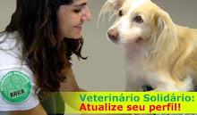 Veterinário Solidário e Fraterno! Seja um!