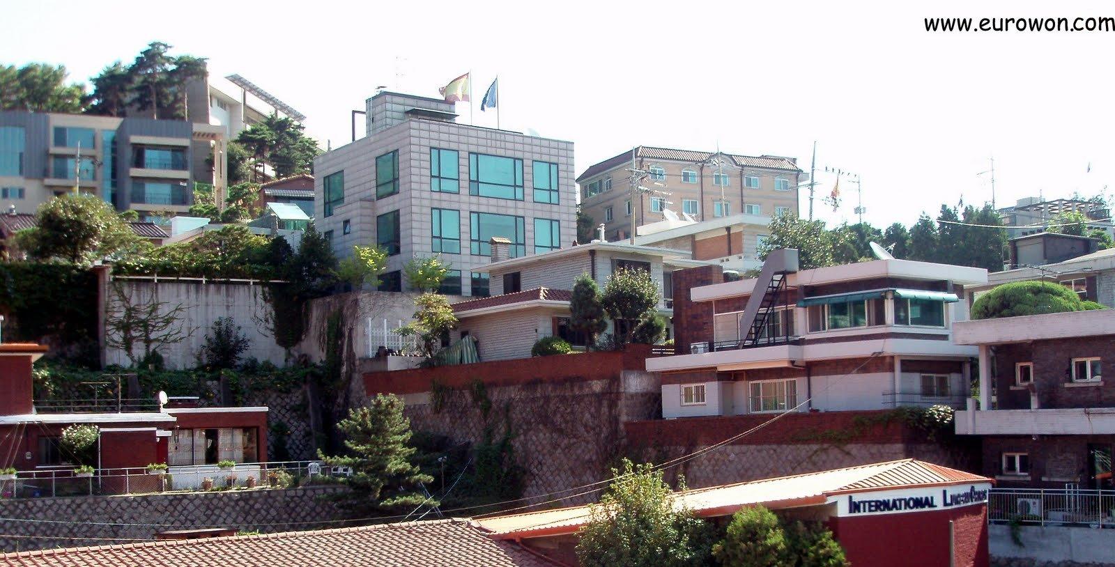 Embajada de espa a en se l corea del sur eurowon - Embaja de espana ...