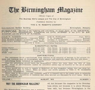 Birmingham Magazine p.25