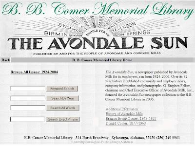 Avondale Sun