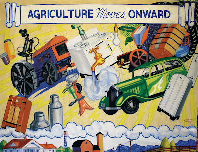 Agricultural Mural
