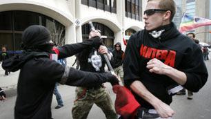 Foto 0 en  - Nazis en Calgary