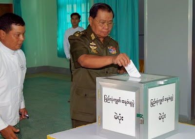 >Maung Aw – Letter to the Generals