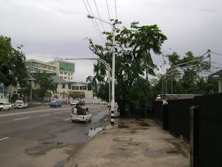 >Rangoon Thingyan under the small rains