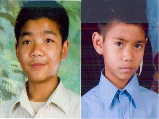 >Two Burmese Brothers gone missing in Alhambra