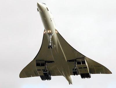 El último vuelo en Filton, 26 de noviembre de 2003