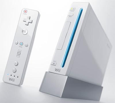 La videoconsola Wii de NIntendo