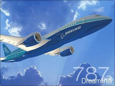 Un Boeing 787, no tan diferente del antiguo 707, al menos en lo esencial