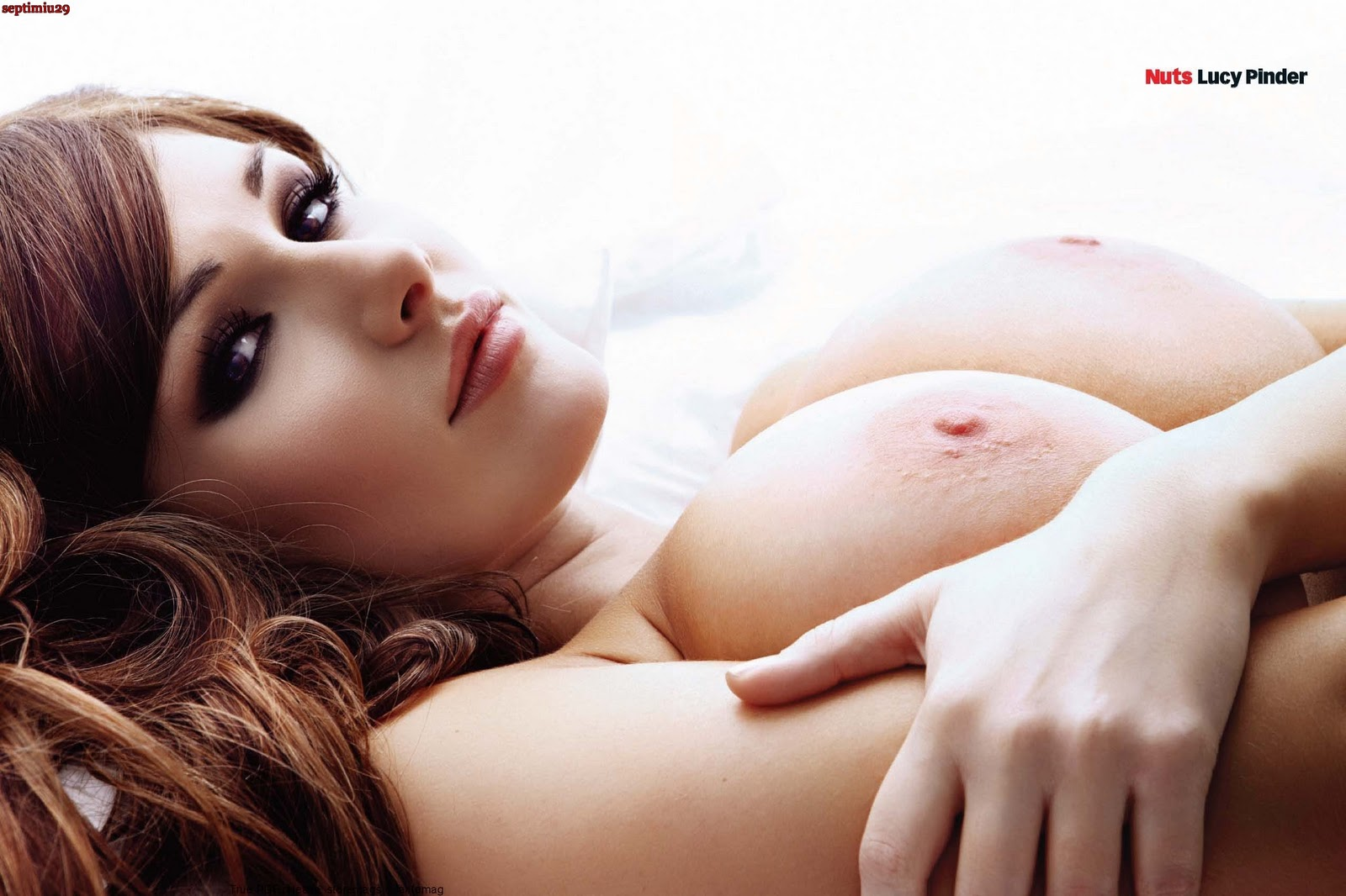 lucy pinder nuts magazine