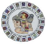 Calendario Maya Tzolkin 1900 - 2012 - La cuenta Quiché.