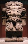 """Coatlicue"" cultura azteca."