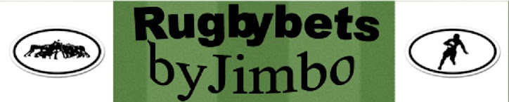 Rugby Bets By Jimbo