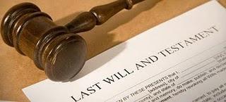 Are wills (