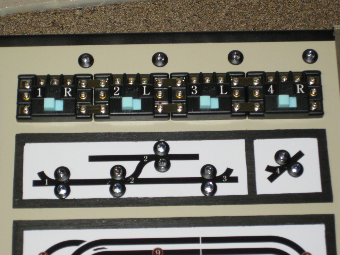 atlas switch control wiring atlas image wiring diagram ty s model railroad control panel on atlas switch control wiring