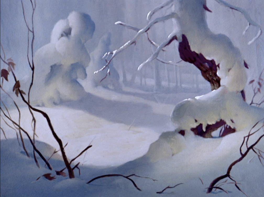 animation backgrounds bambi