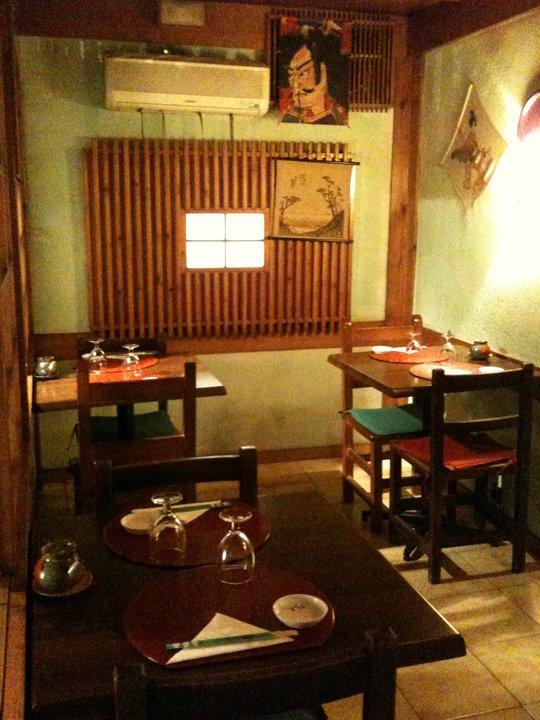Japoneando por barcelona tokyo sushi - Restaurante tokyo barcelona ...