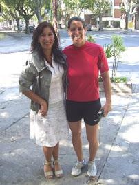 Entrevista con la Campeona de Judo Daniela Krukower