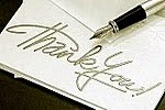 Appreciation!