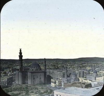 Foto-Foto Mesir Tahun 1849