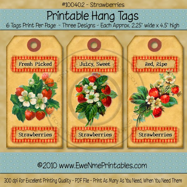 It is an image of Punchy Free Printable Hang Tags