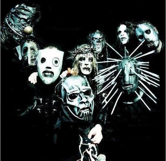 Fotos Do Slipknot
