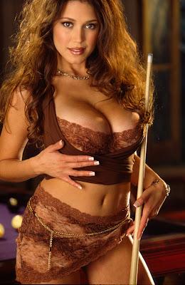 Miriam Gonzalez - Miss Playboy Playmate March 2001