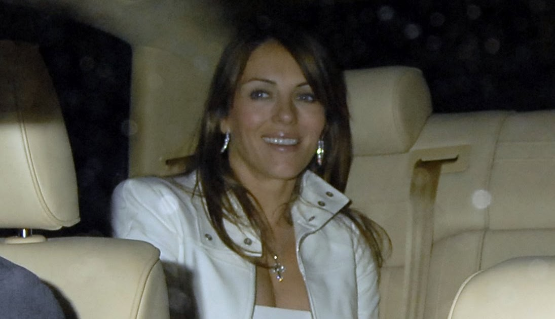 All clear, Elizabeth hurley upskirt much prompt