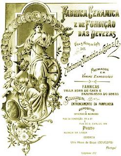 Cer mica portuguesa f brica de cer mica das deversas for Fabrica de ceramica