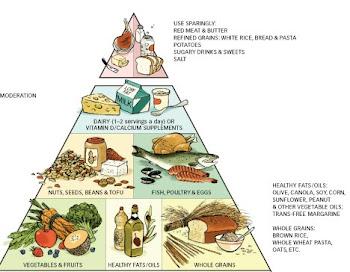 A Food Pyramid