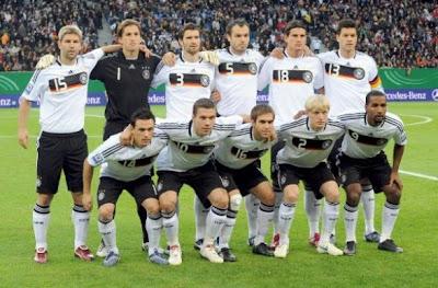 Los 32 equipos que iran al mundial Alemania