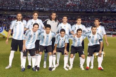Los 32 equipos que iran al mundial Argentina