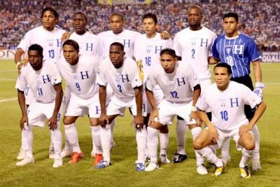 Los 32 equipos que iran al mundial Honduras