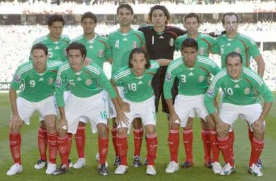 Los 32 equipos que iran al mundial Mexico