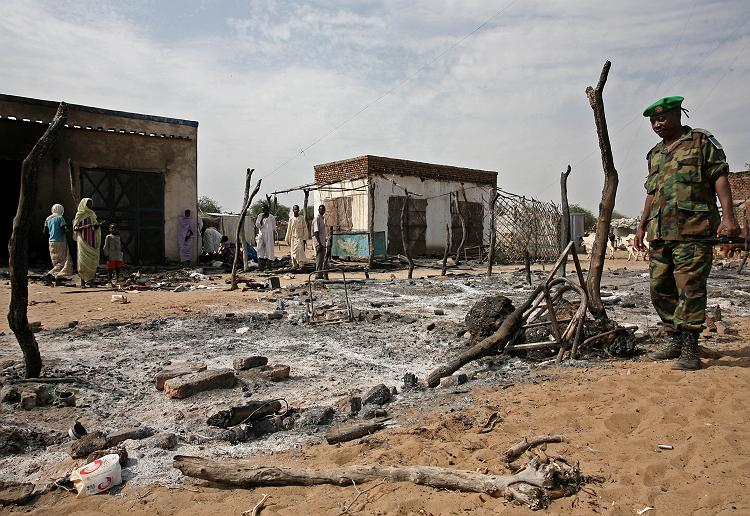 genocide in darfur thesis statement (thesis statements) a any standpoint must first of all be sod: (what can we do to help out the innocent victims of the terrible genocide in darfur.