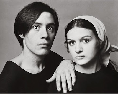 Claude and Paloma Picasso.