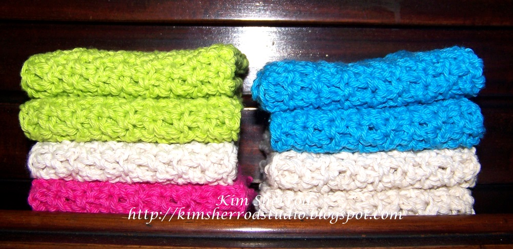 How to Make Dishcloths | eHow.com