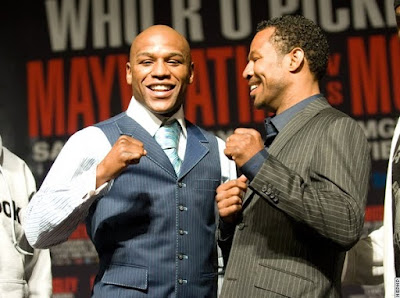 Final Press Conference Floyd and Shane