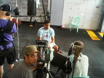 Amir Khan interviewed by HBO