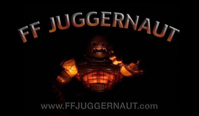 Fantasy Football Juggernaut