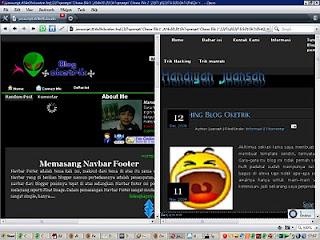 Membuat Dual Browser
