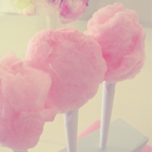 candy floss clouds. The Most Romantic Candy