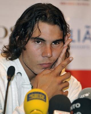 rafael nadal 2011 davis cup. Rafael Nadal out of Davis Cup