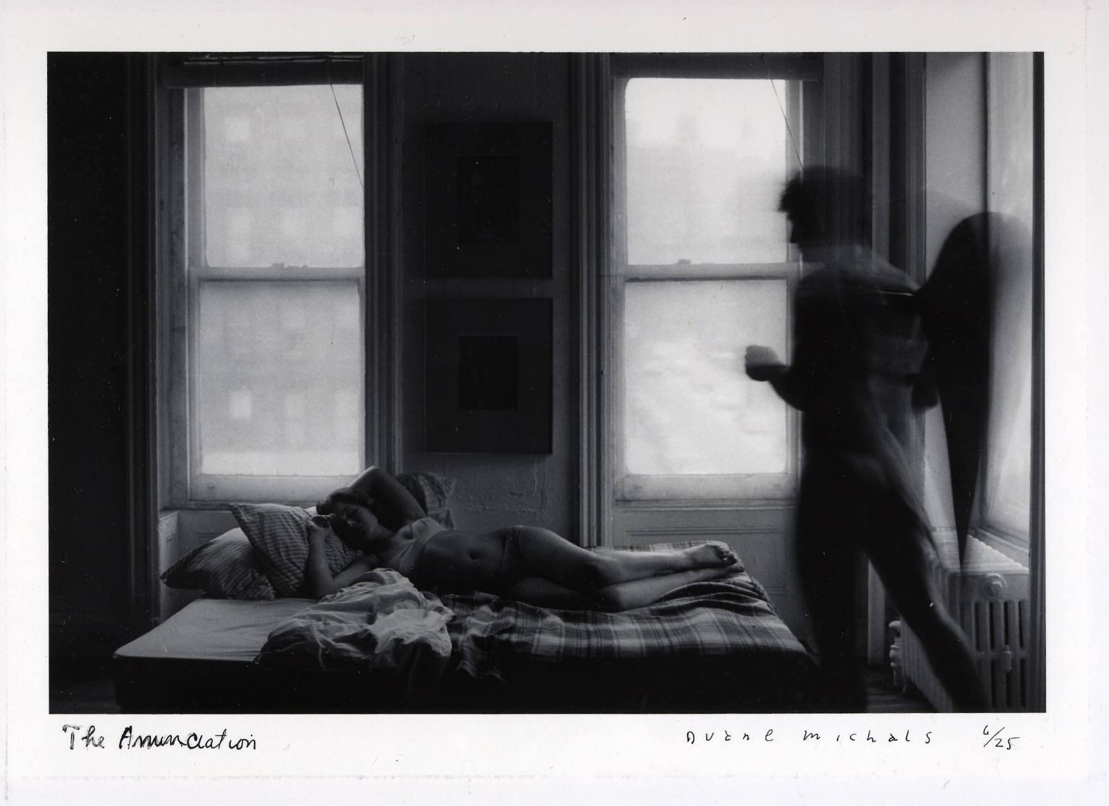 Duane Michals- Un Fotógrafo Distinto - [ Recomendado ]