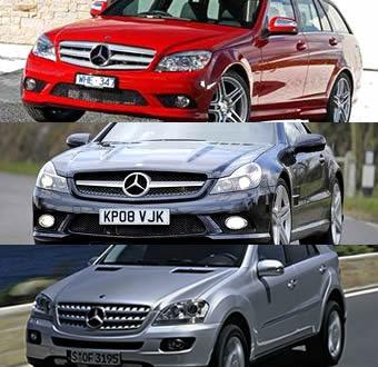 Mercedes-Benz C 200 K - A