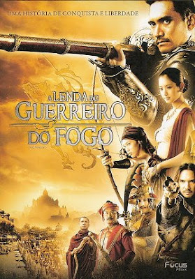 1 Download   A Lenda do Guerreiro Do Fogo DVDRip AVI  Dublado + RMVB Dublado