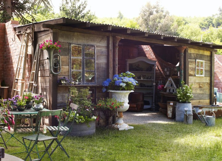 images about Old Potting Sheds Potting Benches and