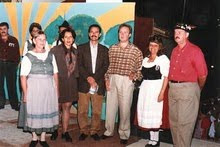 FESTA ALEMÃ DE 1995