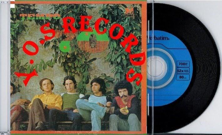 Tempo 70 El Segundo LP del TEMPO 70